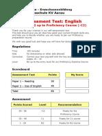 4 English Einstufung B2 Bis C2 CPE