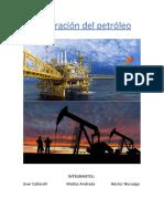 Exploración Del Petróleo EMH