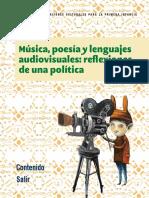 Musica, Poesia y Lenguajes Audiovisuales Maria Emilia Lopez Colombia