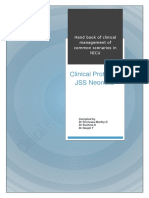 Clinical Protocols of NICU