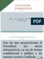 Las Fuentes Informativas