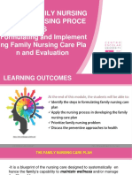 MODULE 6 CHN FAMILY NURSING  PROCESS (FORMULATING AND IMPLEMENTING .pptx