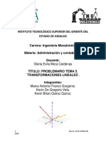Problemario de algebra transformaciones lineales.docx