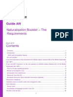 Guide an Naturalisation Booklet