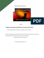 Criminal Profiling From Crime Scene Analysis.en.Es
