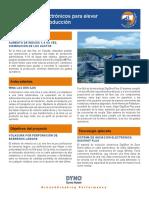 Electronic Detonators to Increase Underground Production Rates - Spanish