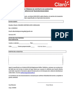 3_formulario Término de Contrato