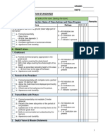 Classroom Structuring Brochure
