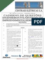 Caderno de Questoes de Engenheiro Civil Geotecnia