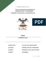 Facultad de Ciencias Economicas Administrativas y Contables