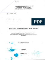 Educação, Complexidade e Ação Social - M. Mogilka