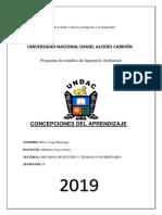 folleto CONCEPCIONES DEL APRENDIZAJE .docx