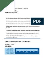 Acero Deck - AD-900