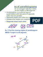 geometry unit 3 quadrilaterals