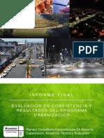 EvaluaciónConsistenciaResultados_Urbanizacion
