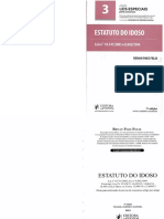 Estatuto Do Idoso - Coleção Leis Especiais Para Concursos - Renan Felix - 7ª Edição - Editora Juspodvim (2015)