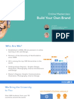 Build Your Own Brand PDF Slides