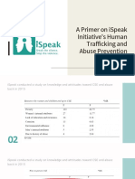 Primer on ISpeak Initiative