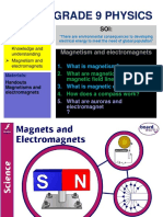 02. Magnetism and Electromagnet