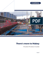 Mabey Pocket Guide