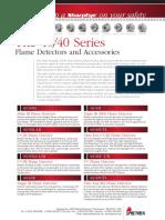 40 40 Series Flame Detectors Accessories Data Sheet en Us 584616