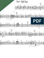 13. Part 5 - Fight Song - Alto Sax.pdf