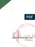 Dossier Prensa Ruta del Vino
