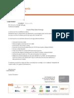 Carta IHGRCPlatinum Español 1
