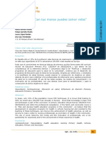 Dialnet-ProyectoConTusManosPuedesSalvarVidas-5109103