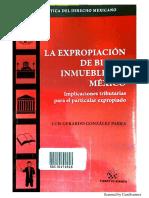 La Expropiación Bienes Inmuebles Luis González