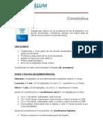 Cimetidina