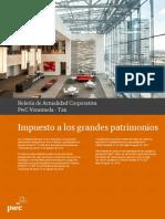 Boletin de Actulidad Corporativa PwC Venezuela - Tax