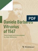Barbaro's Vitruvio