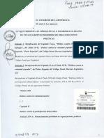 Ley 30997 - Ley Que Modifica El Código Penal e Incorpora El Delito de Financiamiento Prohibido de Organizaciones Políticas - Lo Que Envió El Congreso