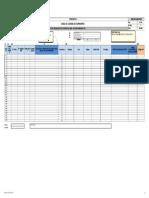 RE-CDS-LOG-F009 Rev0 Solicitud de Creación Cód. SAP- Repuestos