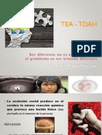 TEA Y TDAH - PERU