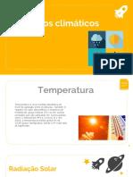 Elementos Climáticos