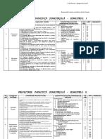Fizica Clasa 8 2019 2020 Programa Veche Agavriloaei Lacramioara Planificare Anuala Semestriala