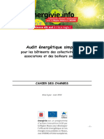 Cahier Des Charges Audit Simple