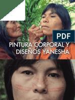 Pintura Corporal y Diseños Yanesha