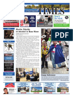 October 25, 2019 Strathmore Times