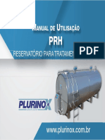 Manual de Utilisação PRH-OptiWash PT-07-2017