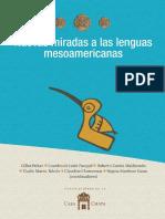 Nuevas miradas a las lenguas mesoamericanas