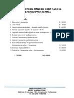 PRESUPUESTO pachacamac1