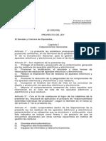 Proyecto Ley 3532 08 Filmus Argentina