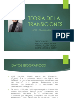 Teoria de La Transiciones