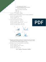 Taller 1-Cálculo III