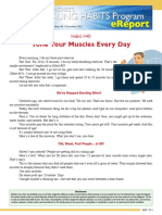 00280 HealingHabit40 Tone Your Muscles Everyday