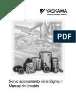 Manual Usuário Sigma II Português
