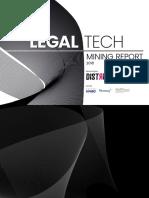 Distrito LegalTech Mining Report 2sem2018 1